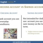 <!--:fr-->Leçon de Vocabulary: checking vs savings account.<!--:--><!--:en-->Vocabulary Lesson: checking vs savings account.<!--:-->